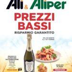 Ali Supermercati 23 Agosto – 05 Settembre 2018