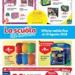 Auchan La scuola che conviene al 19 Agosto 2018