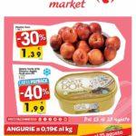 Carrefour Market 13-29 Agosto 2018