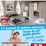 Conforama Grandi Marche piu Scelta al 22 Agosto 2018