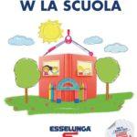 Esselunga W LA SCUOLA 27 Agosto – 19 Settembre 2018