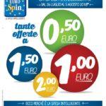 Eurospin 26 Luglio – 5 Agosto 2018