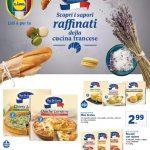 Lidl Raffinati della Cucina Francese 19-23 Settembre 2018