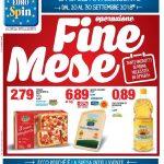 Eurospin Fine Mese 20 – 30 Settembre 2018