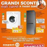 Grancasa Grandi Sconti 06-23 Settembre 2018