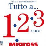 Migross Supermercati 6-19 Settembre 2018