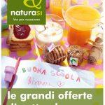 NaturaSi Buona Scuola Settembre – Ottobre 2018