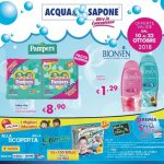 Acqua & Sapone Offerte Pampers & Bionsen Ottobre 2018
