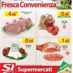 Si con Te Supermercati Fresca Convenienza 4-17 Ottobre 2018