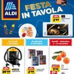 ALDI Festa in Tavola 5-11 Novembre 2018
