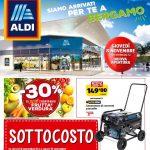 Aldi Sottocosto Bergamo 8-17 Novembre 2018