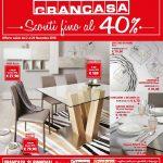 Grancasa Sconti Fino al 40% 2-26 Novembre 2018