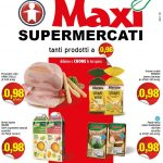 Maxi Supermercati 15-25 Novembre 2018