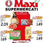 Maxi Supermercati 1-14 Novembre 2018
