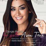 Catalogo Avon Campagna 16 2019 – Giorgia Palmas presentatrice TV