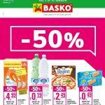 Basko Sconto 50% 04-21 Gennaio 2019