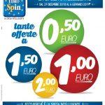 Eurospin La Spesa Intelligente al 6 Gennaio 2019