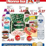 Nonna Isa Supermercati Offerte Galbacotto al 29 Gennaio 2019