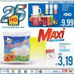 MD Discount Mozzarella Reggia al 10 Febbraio 2019