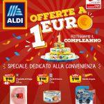 Aldi Offerte a 1 Euro 4-10 Marzo 2019