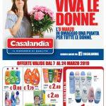Casalandia Viva le Donne 7-24 Marzo 2019
