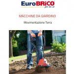 Euro Brico Movimentazione Terramacchine 2019