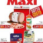 Maxi Supermercati al 13 Marzo 2019