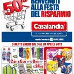 Casalandia Festa del Risparmio 9-20 Aprile 2019