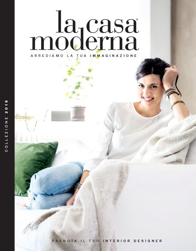 Catalogo la casa moderna collezione 2019 volantino az for Casa moderna a torino