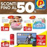 D-Piu Sconti fino al 50% al 5 Maggio 2019