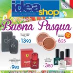 IdeaShop Buona Pasqua Aprile 2019