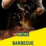 METRO barbecue 11 Aprile – 8 Maggio 2019