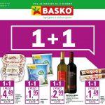 Basko 1+1 21 Maggio – 03 Giugno 2019