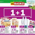 Basko Grande Concorso & Offerte 1+1 2-15 Luglio 2019