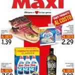 Maxi Supermercati 18-31 Luglio 2019