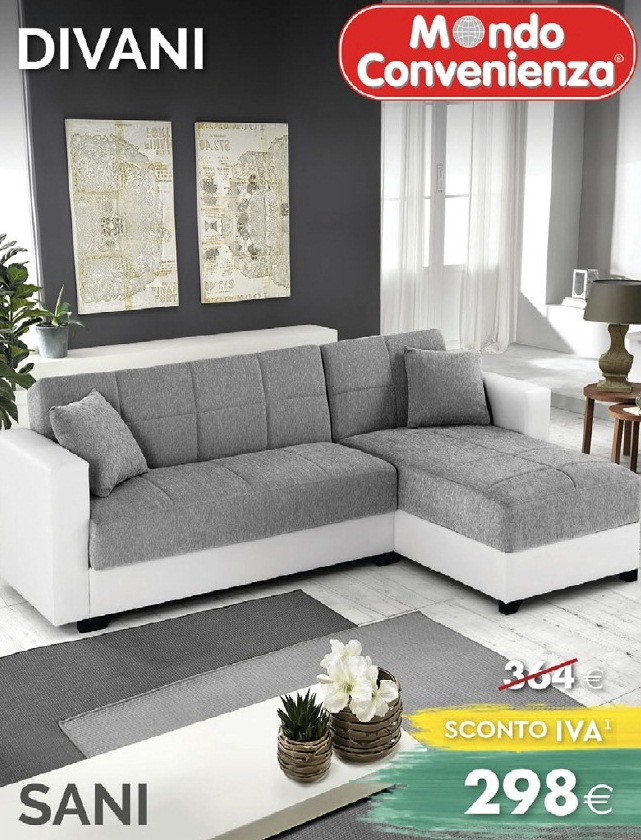 volantino mondo convenienza divani estate 2019 volantino az