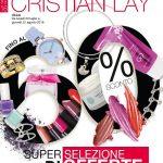 Cristian Lay campagna 16 al 22 Agosto 2019