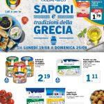 Lidl Sapori e tradizioni della Grecia 19-25 Agosto 2019