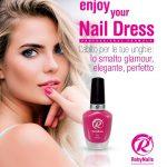 Roby Nails Italia Smalti – io smalto glamour elegante perfetto