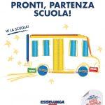Esselunga PRONTI PARTENZA SCUOLA! al 18 Settembre 2019