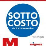 Migross Supermercati 5-14 Settembre 2019
