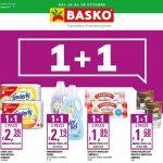 Basko 1+1 15-28 Ottobre 2019