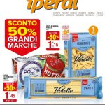 Iperal SCONTO 50% 23 Ottobre – 5 Novembre 2019