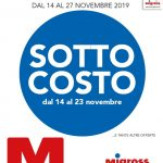 Migross Supermercati Sottocosto 14-27 Novembre 2019