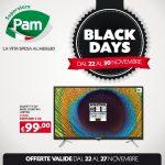 PAM Panorama Black Days 22-30 Novembre 2019