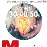 Migross Bergamo Superstore al 12 Dicembre 2019