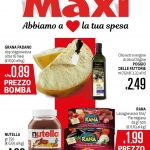 Maxi Supermercati 23 Gennaio – 5 Febbraio 2020