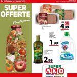 A & O Supermercati 20 Febbraio – 4 Marzo 2020