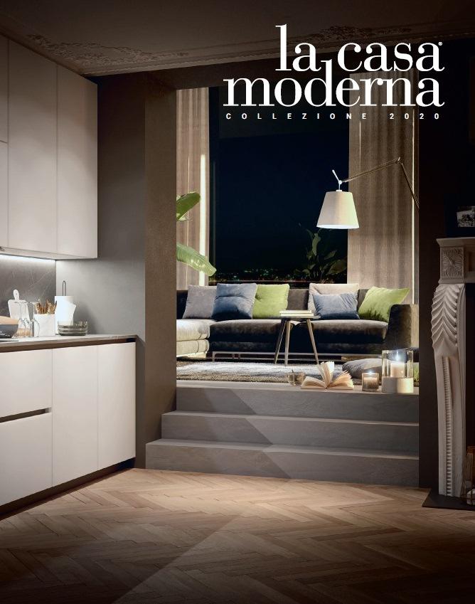 Catalogo la casa moderna collezione 2020 volantino az for Casa moderna kw