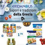 LIDL Sapori e Tradizioni Grecia 10-16 Febbraio 2020